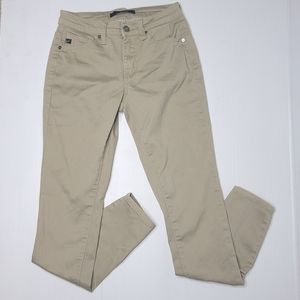 Kancan 25 Tan Skinny Womens Pants Jeans